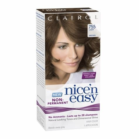 The Best Amazon Com Clairol Nice N Easy Non Permanent Hair Color Pictures