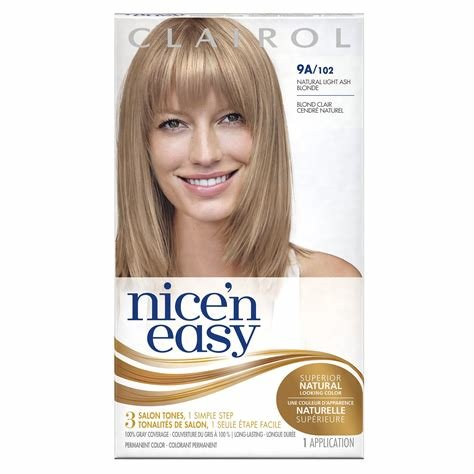 The Best Amazon Com Nice N Easy Permanent Color 8A 106 Natural Pictures
