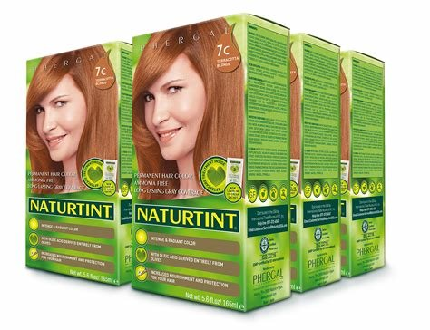 The Best Naturtint Permanent Hair Color 7C Terracotta Blonde 5 Pictures