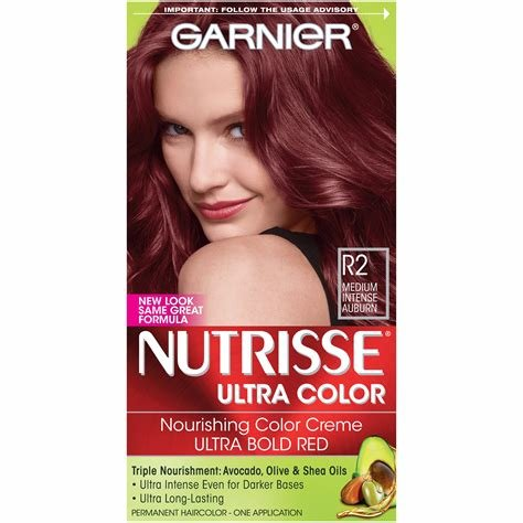 The Best Amazon Com Garnier Nutrisse Ultra Color Nourishing Hair Pictures