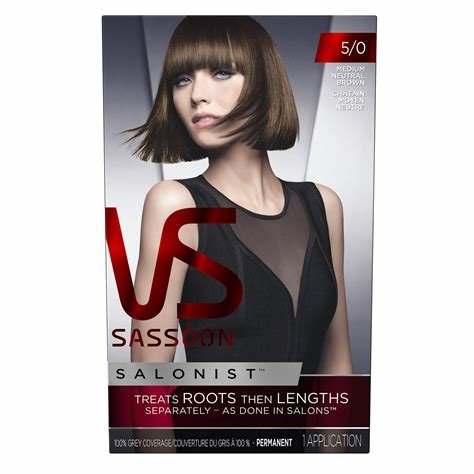 The Best Amazon Com Vidal Sassoon Pro Series London Luxe Hair Pictures