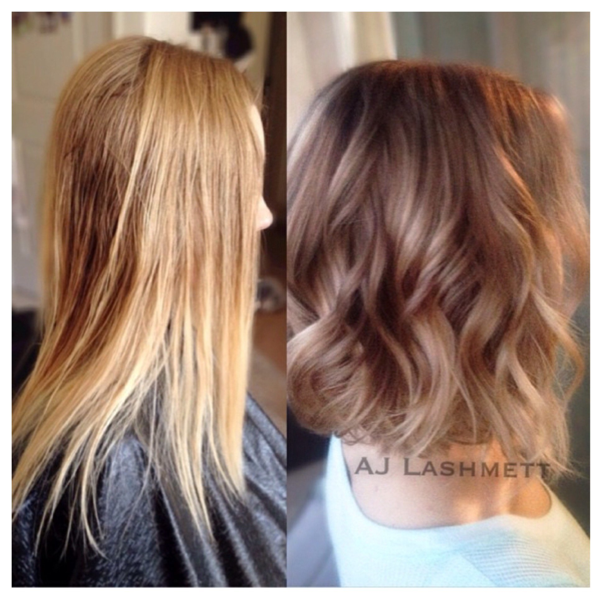 The Best A New Cut And Higher Contrast Color Hair Color Modern Pictures