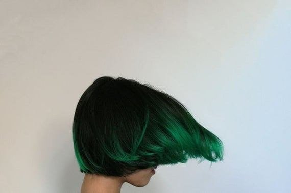 The Best Items Similar To Hair Chalk Green Temporary Hair Color Chalk Pastel Dye On Etsy Pictures