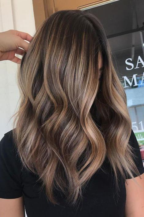 The Best 29 Brown Hair With Blonde Highlights Looks And Ideas Southern Living Pictures