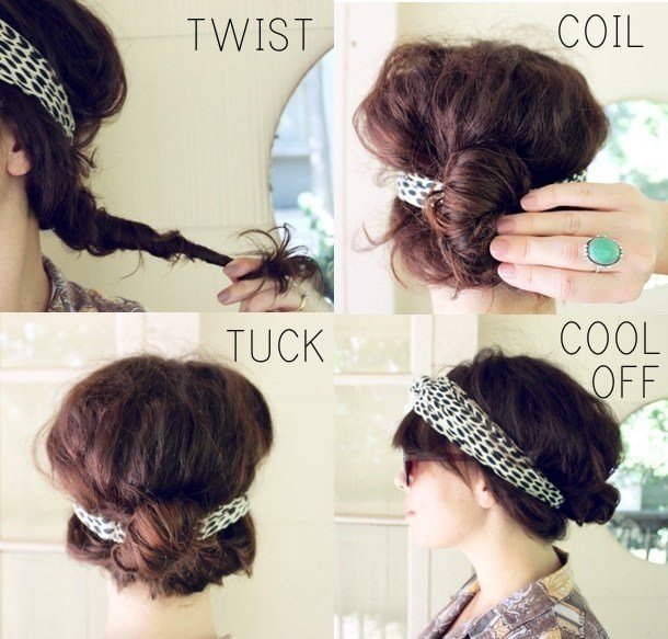 The Best 15 Super Easy Hairstyles To Try For Back To School Pictures