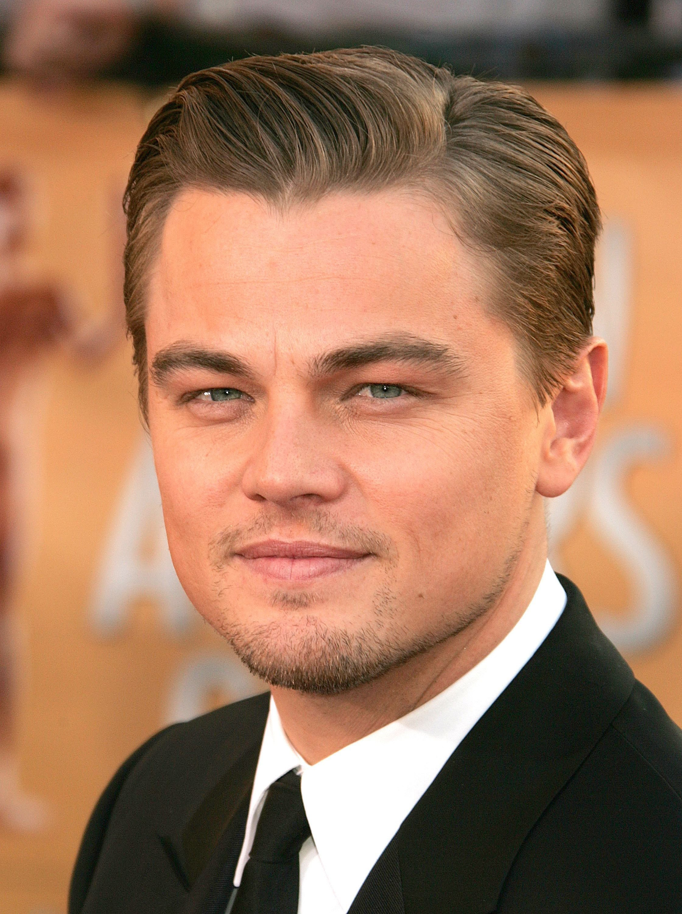 The Best Here S Why Leonardo Dicaprio Has Never Had A Bad Hair Day Pictures