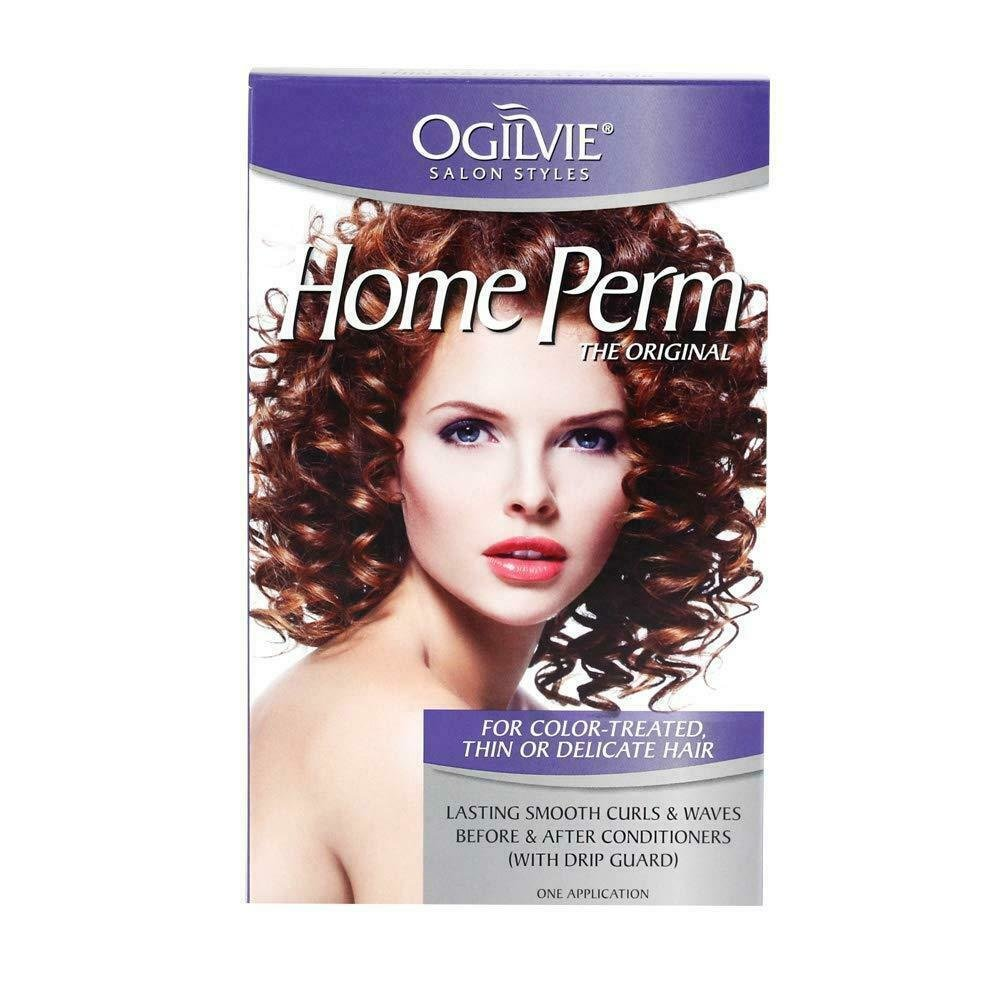 The Best Home Perm For Color Treated Thin Or Delicate Hair 94 Lb Pictures