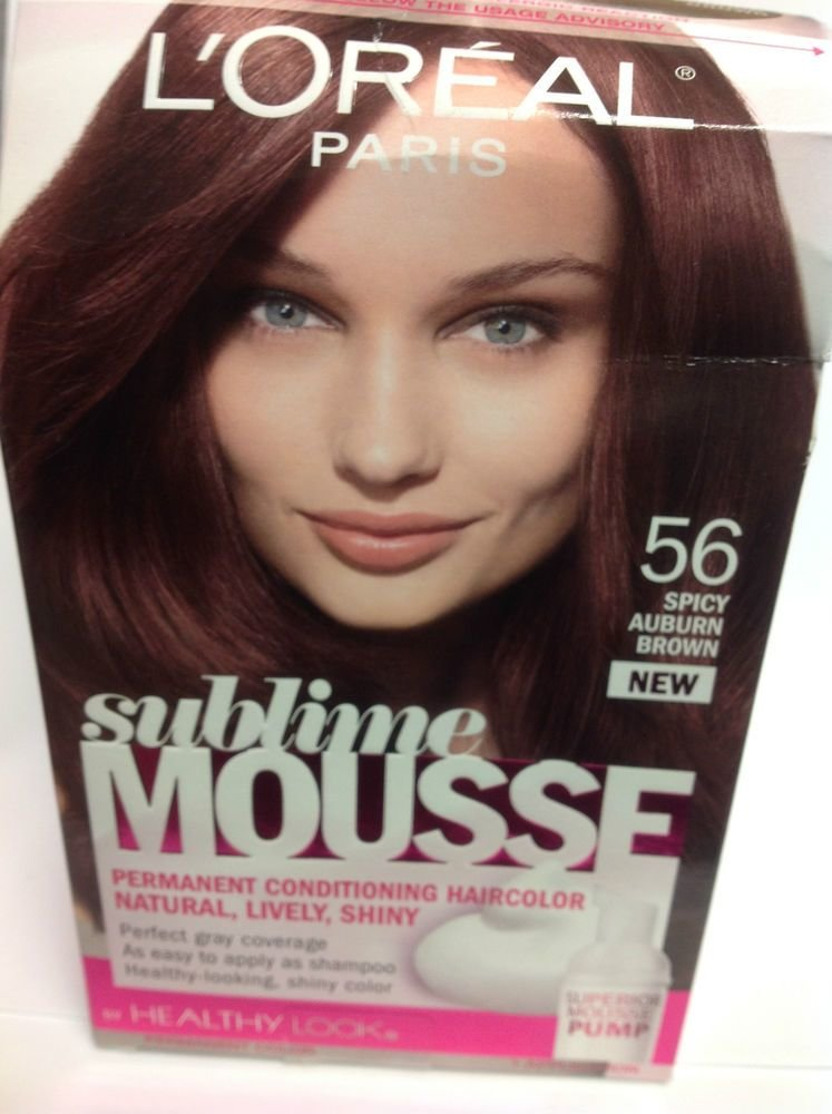 The Best L Oreal Sublime Mousse By Healthy Look Hair Color Spicy Pictures