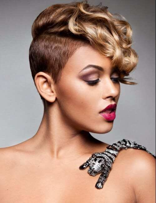 The Best 70 Short Hairstyles For Black Women My New Hairstyles Pictures