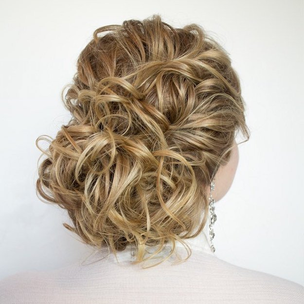 The Best 12 Curly Homecoming Hairstyles You Can Show Off Makeup Pictures