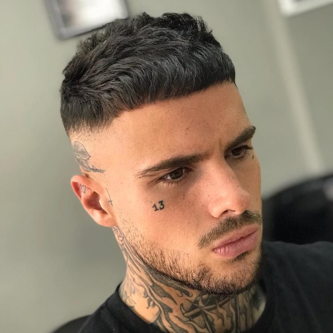 The Best 73 Freshest Mens Short Hairstyles 2019 Updated Gallery Pictures