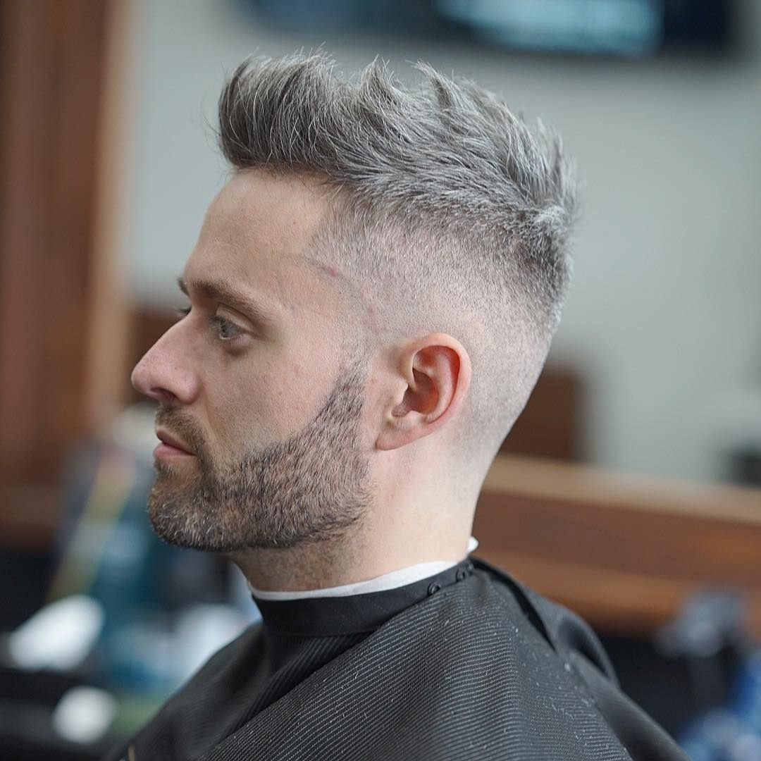 The Best 35 Faux Hawk Fade 2019 Best Mens Haircuts Updated Gallery Pictures