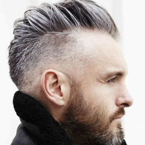 The Best 55 Edgy Or Sleek Mohawk Hairstyles For Men Men Pictures
