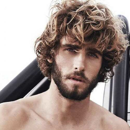 The Best 50 Impressive Hairstyles For Men With Thick Hair Men Pictures