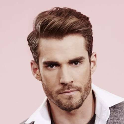 The Best 50 Business Casual Hairstyles For Men In 2019 Men Pictures