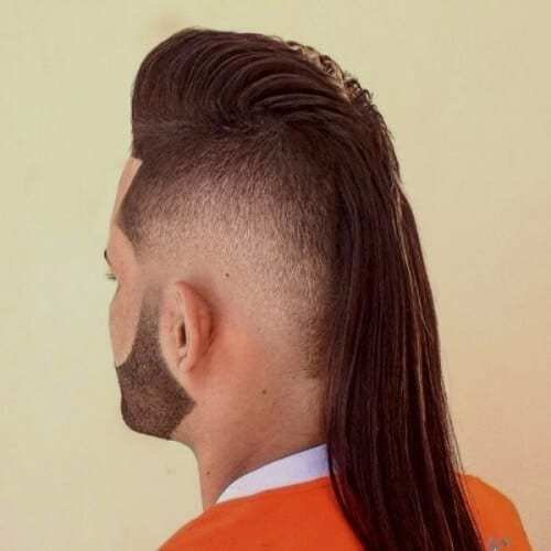 The Best 50 Modern Mullet Haircuts For Men Men Hairstyles World Pictures