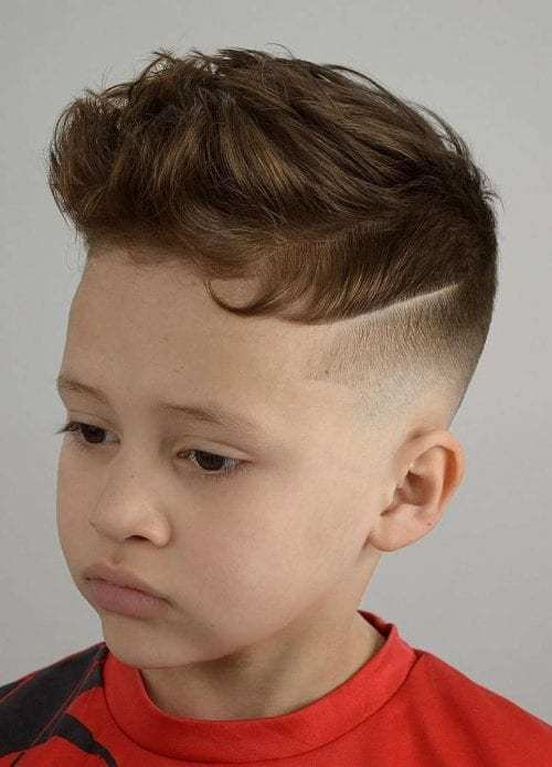The Best 50 Cool Haircuts For Kids Pictures