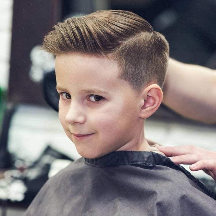 The Best How To Cut Boys Hair Layering Blending Guides Pictures