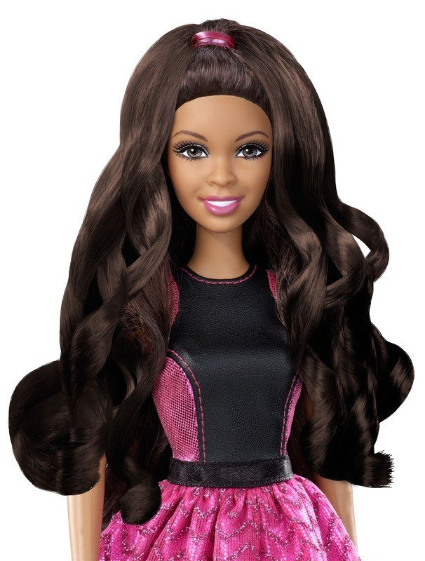 The Best Hairstyles For Barbie Dolls With Curly Hair Hair Pictures