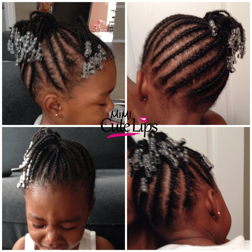 The Best Natural Hairstyles For Kids Mimicutelips Pictures