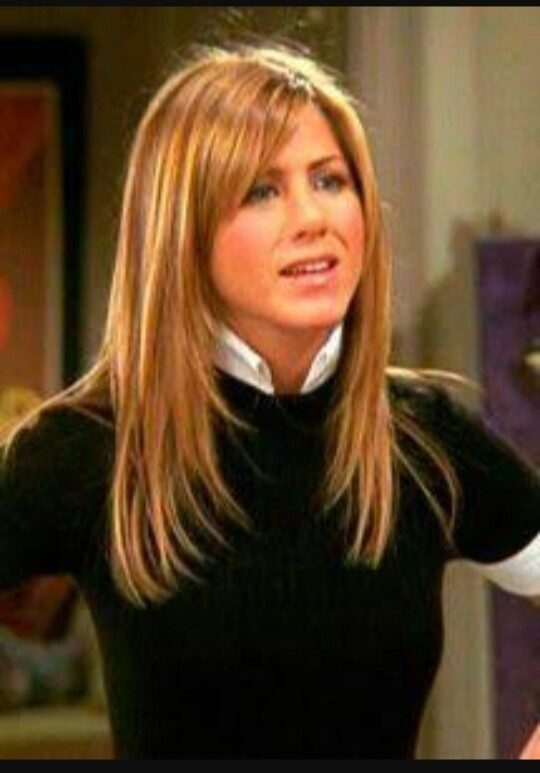The Best What Was Rachel Green S Best Hair Moment On Friends Quora Pictures