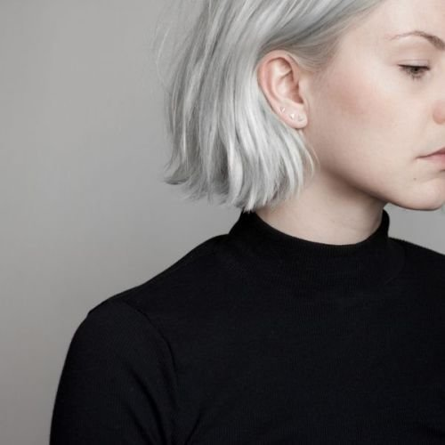 The Best Short Blonde Bob Tumblr Pictures