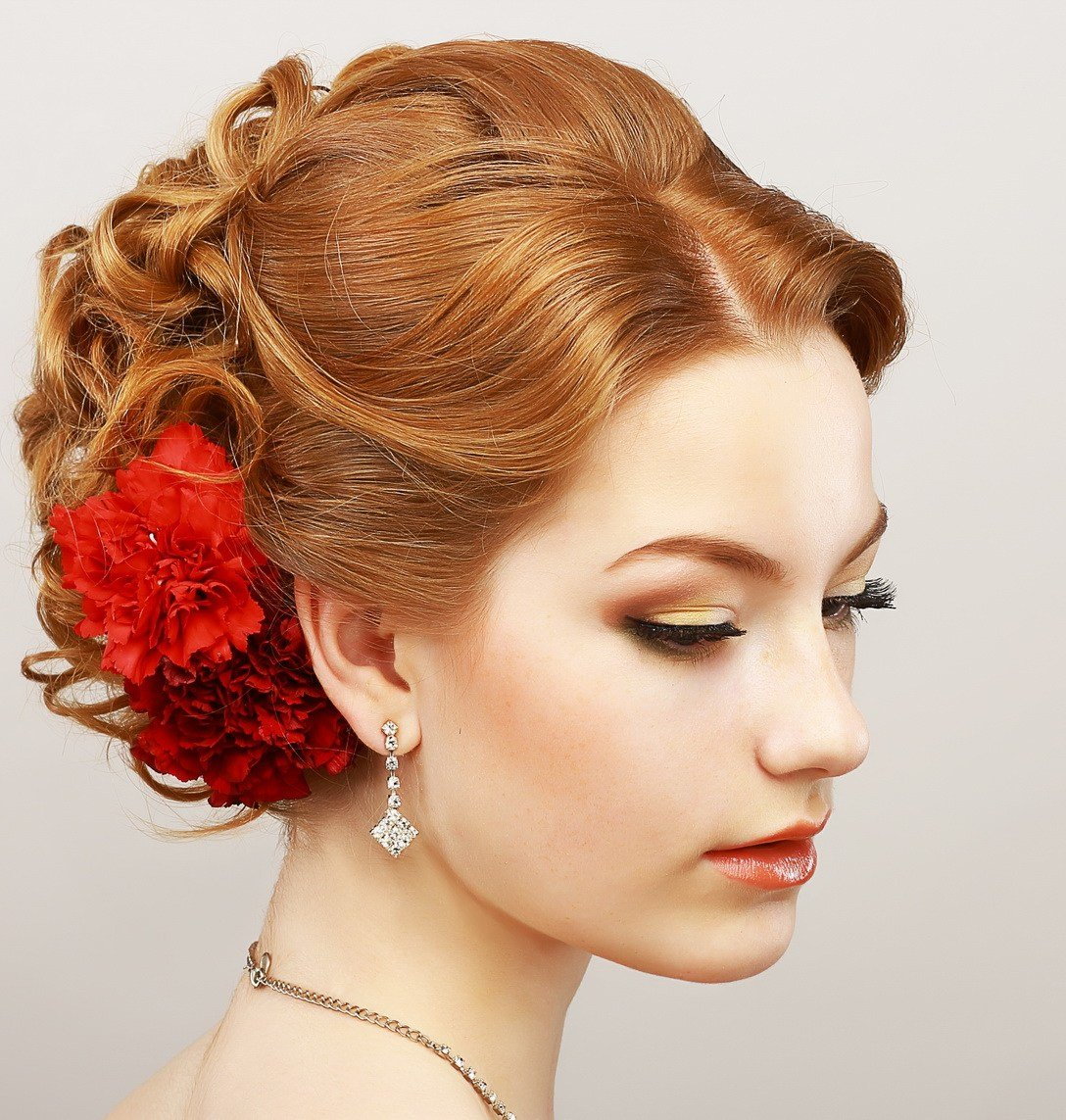 The Best 16 Easy Prom Hairstyles For Short And Medium Length Hair Pictures