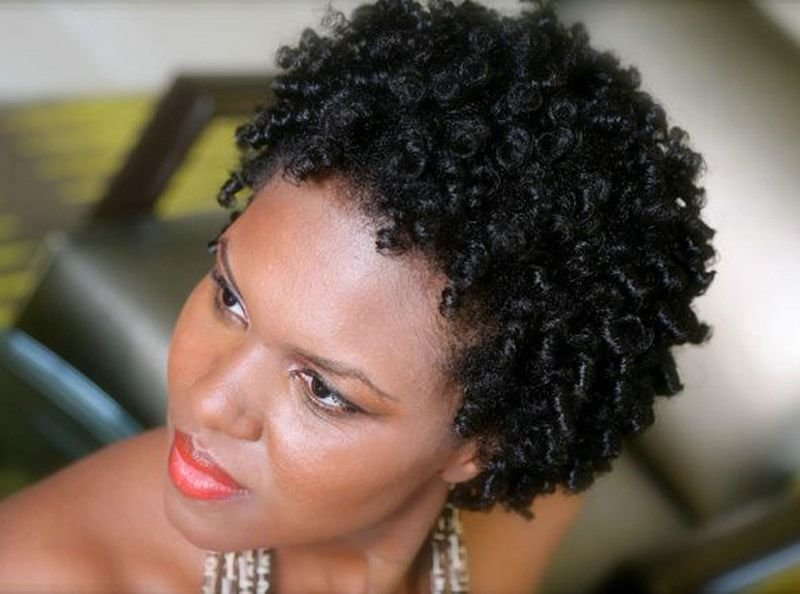 The Best Natural Hairstyles 15 Cute Natural Hairstyles For Black Women Pictures