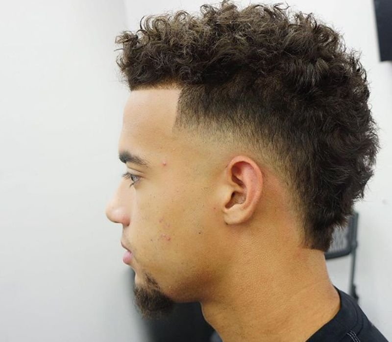 The Best Mohawk Fade 14 Faded Mohawk Haircuts And Hairstyles Pictures
