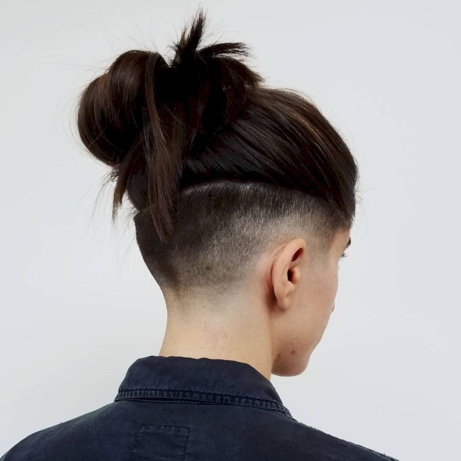 The Best 71 Lovely Undercut Hairstyle For Women Ideas Fashionetter Pictures