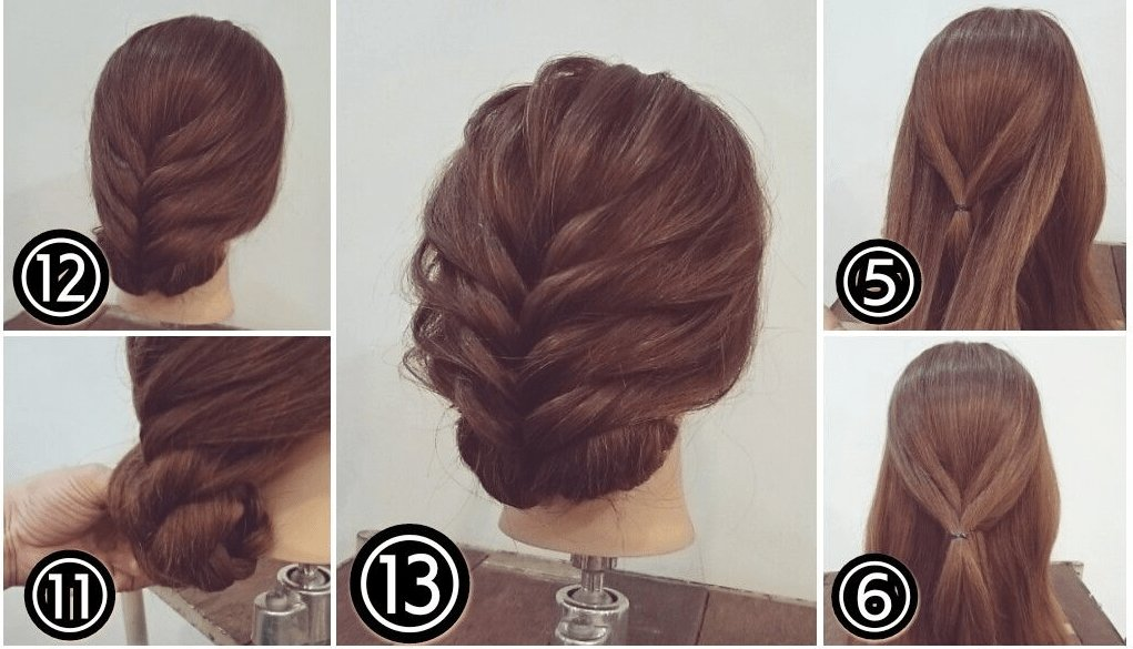 The Best 21 Super Easy Updos For Beginners Fazhion Pictures