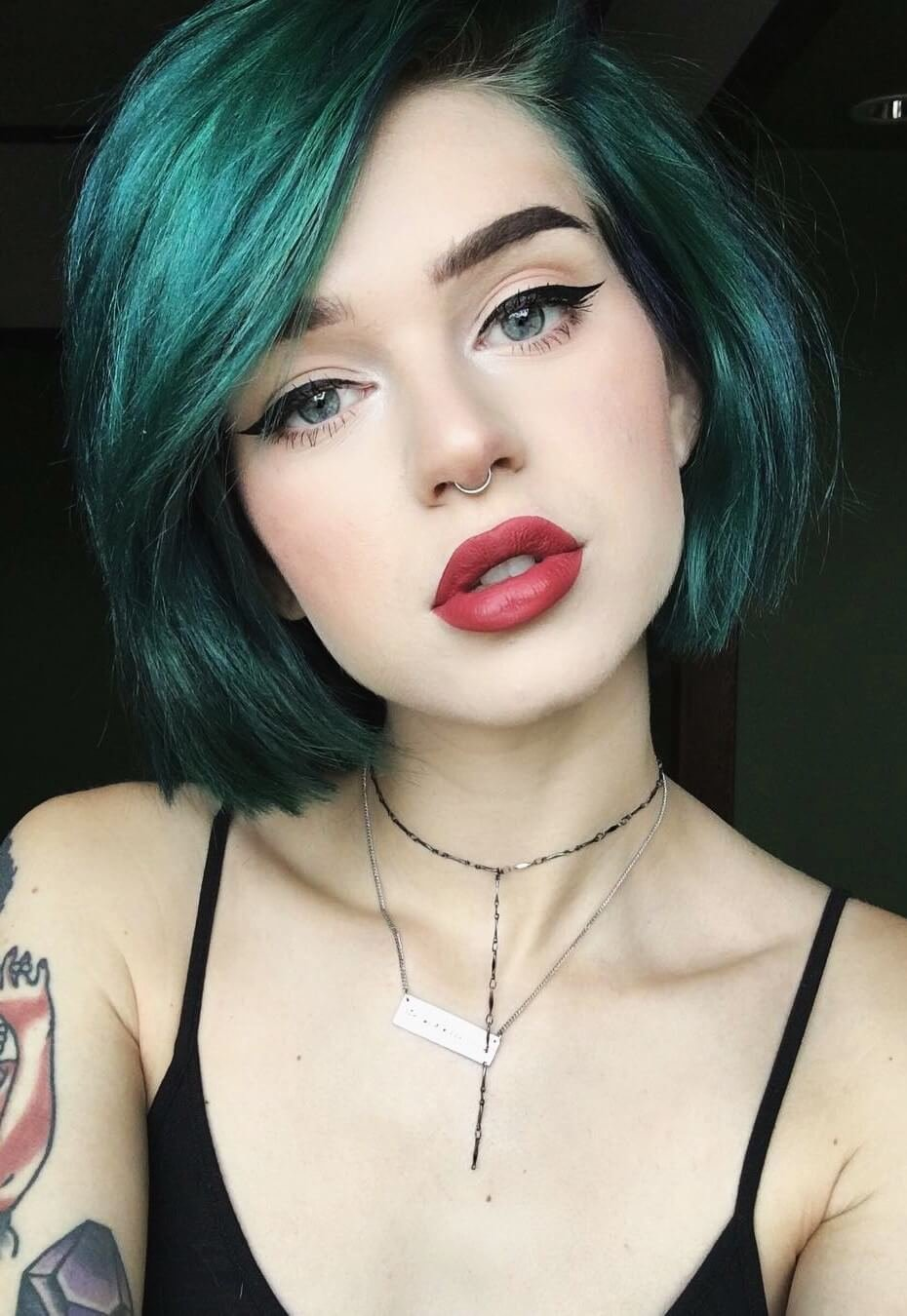 The Best 35 Edgy Hair Color Ideas To Try Right Now Ninja Cosmico Pictures