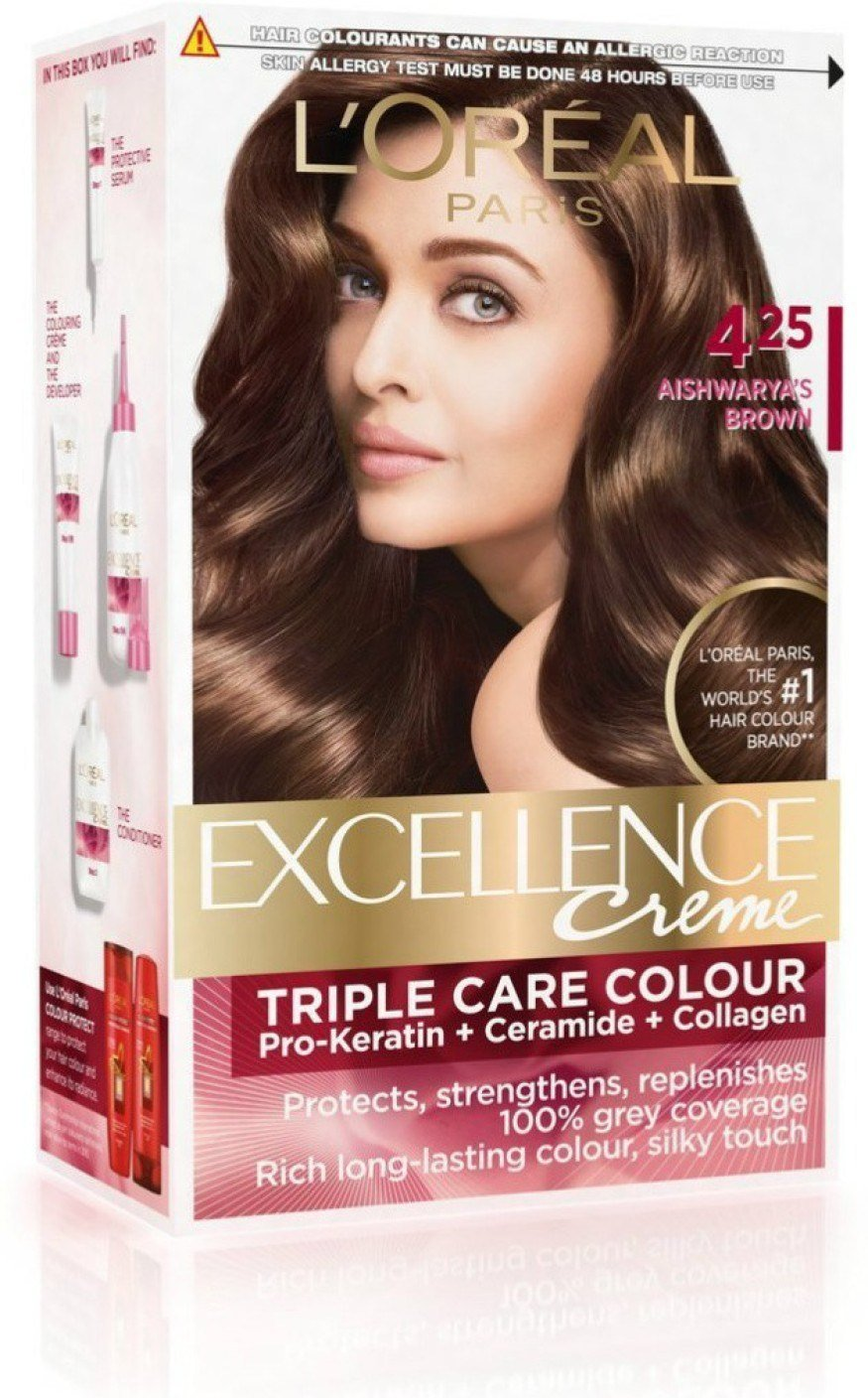 The Best L Oreal Paris Excellence Creme Hair Color Price In India Pictures