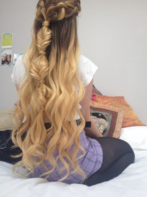 The Best Elf Hairstyle Tumblr Pictures