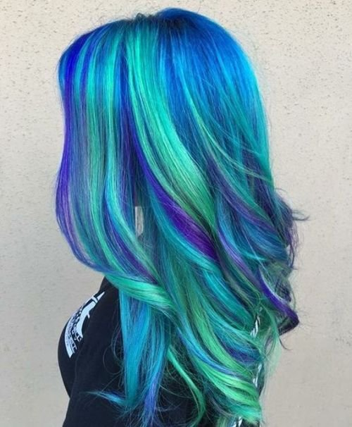 The Best Mixed Hair Color Tumblr Pictures