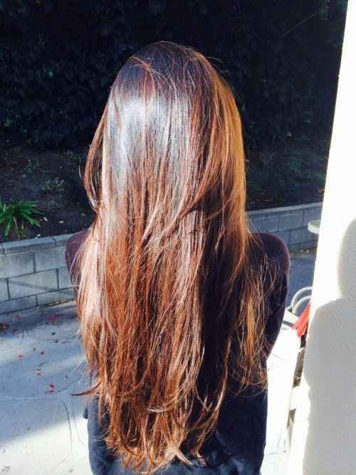 The Best Long Brown Hair On Tumblr Pictures