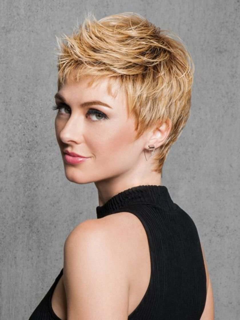 The Best Textured Cut Wig By Hairdo Pictures