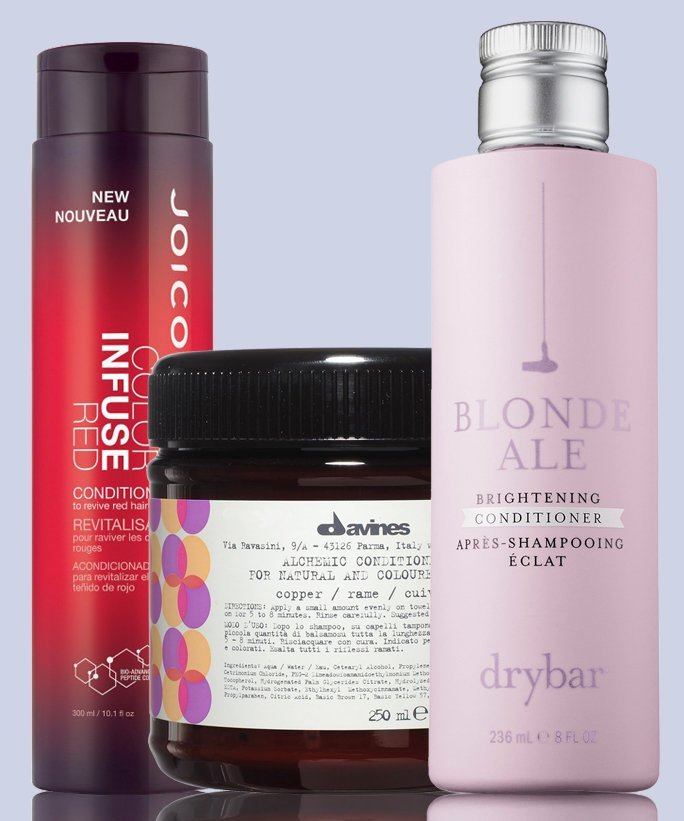 The Best Color Depositing Conditioners Instyle Com Pictures