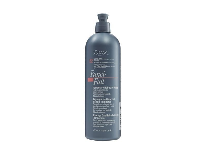 The Best Roux Fanci Full White Minx Temporary Color Rinse 15 Fl Oz Pictures