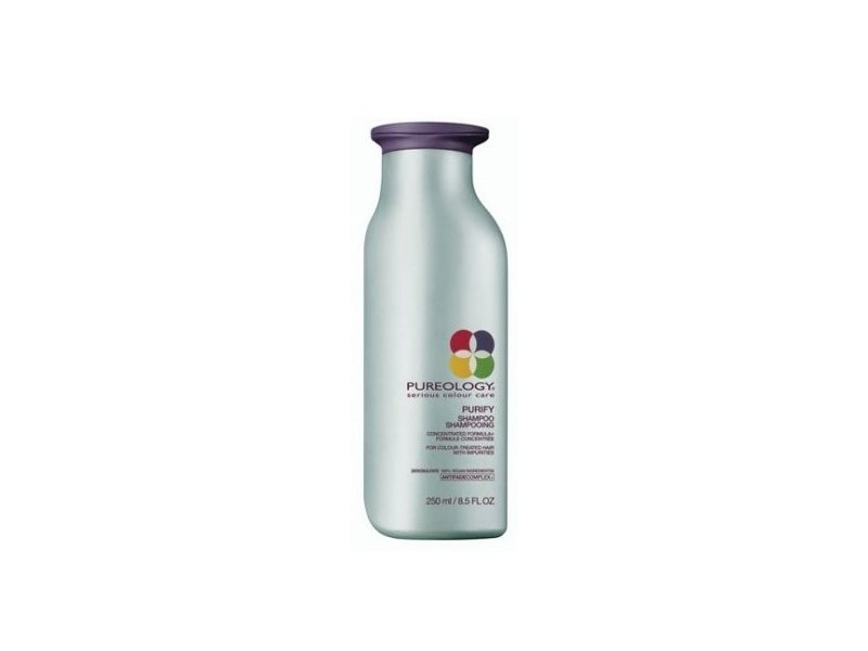 The Best Pureology Purify Shampoo For Color Treated Hair 8 5 Ounce Pictures