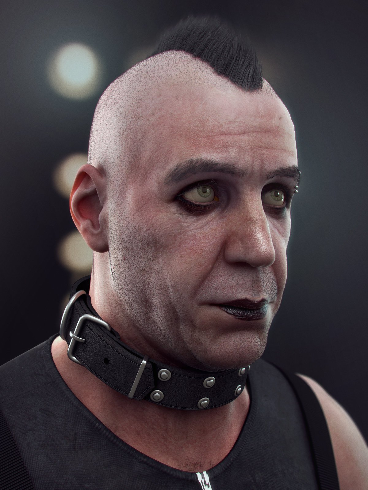 The Best Till Lindemann Haircut Haircuts Models Ideas Pictures