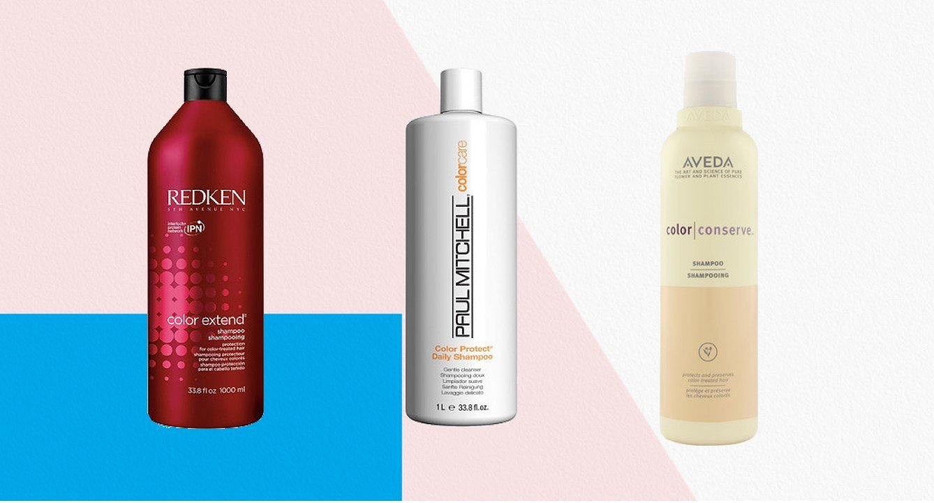 The Best Top Rated Shampoos For Color Treated Hair Influenster Pictures