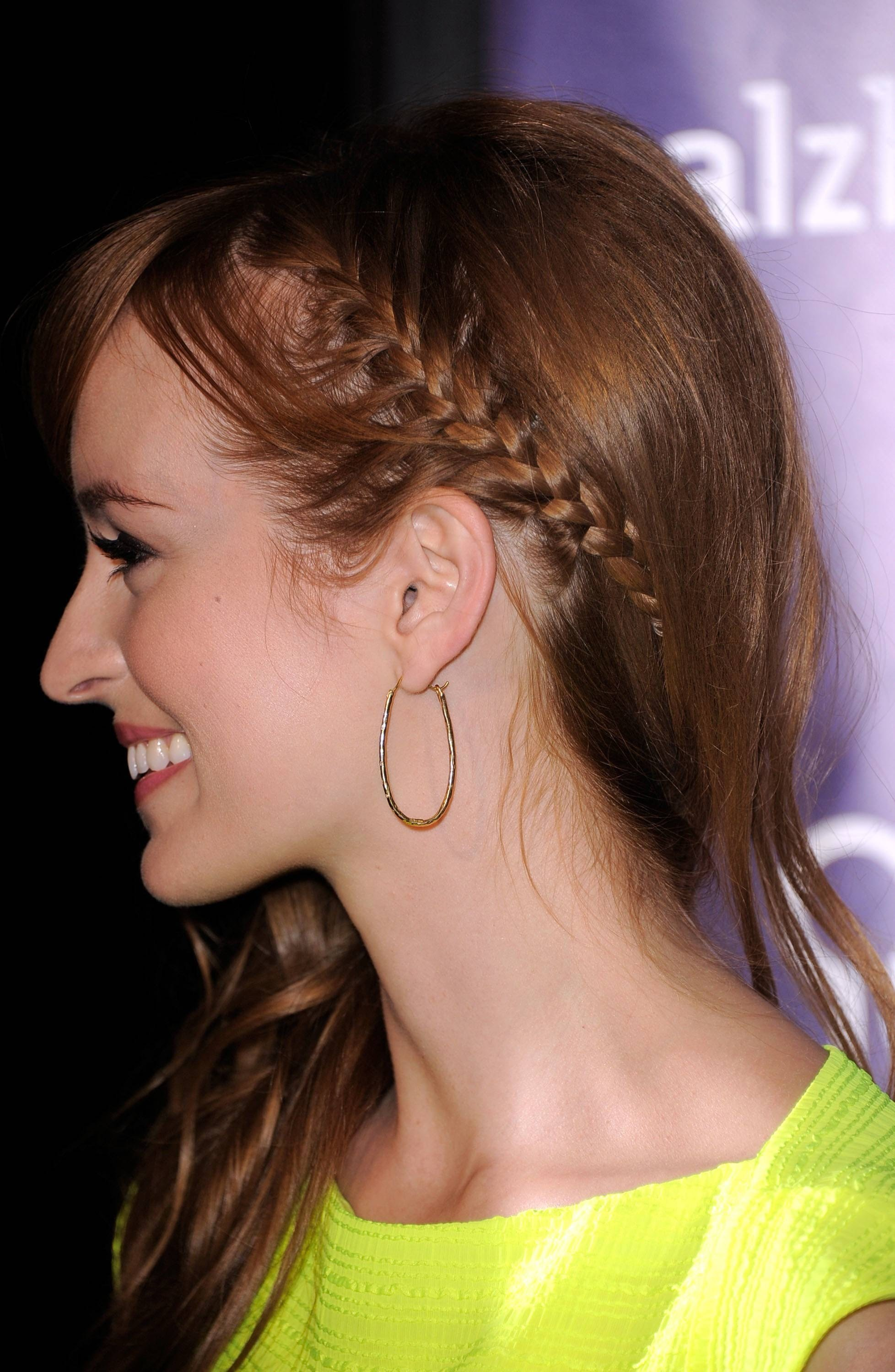 The Best Braided Hairstyles Inspirations For Prom And Parties Pictures