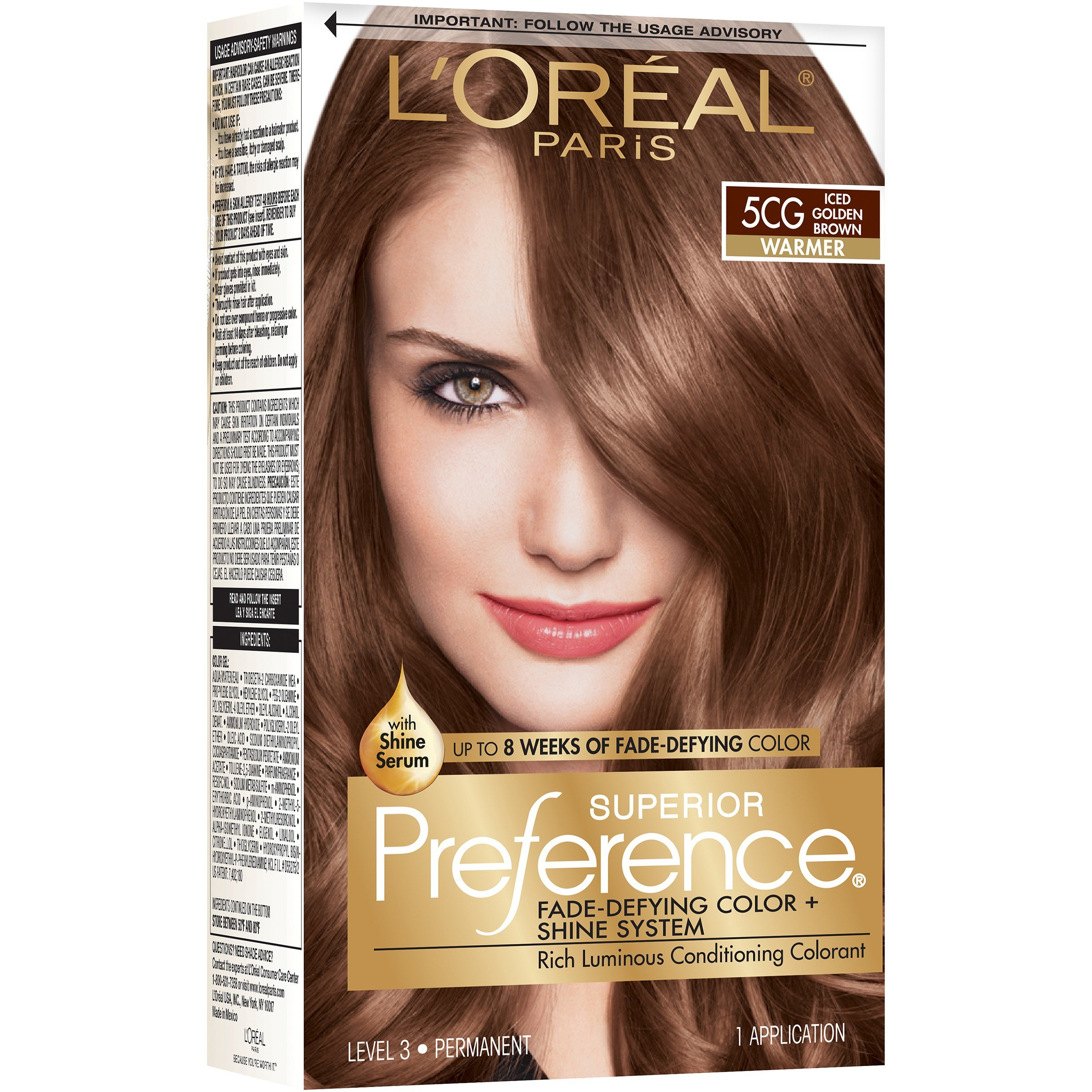 The Best L Oreal Paris® Superior Preference® Hair Color Kit Pictures