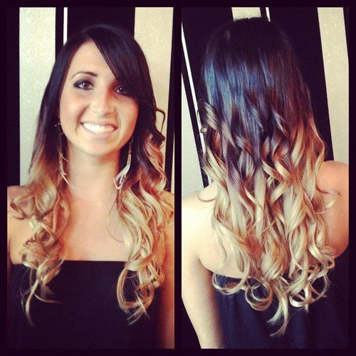 The Best Fall Color Trend Ombre G Michael Salon Indianapolis Pictures