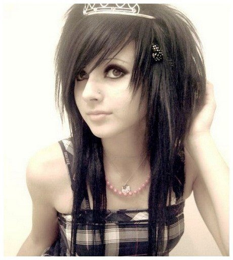 The Best Layered Emo Haircuts Pictures