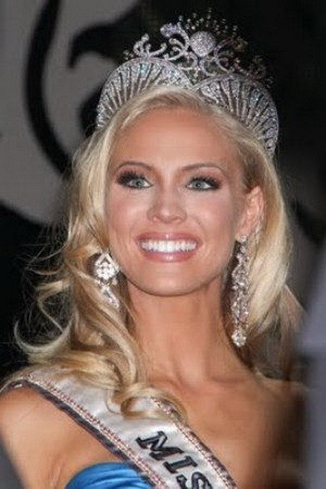 The Best Pageant Hairstyles Pictures