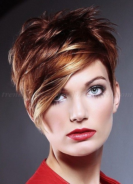 The Best Trendy Short Hairstyles 2016 Pictures