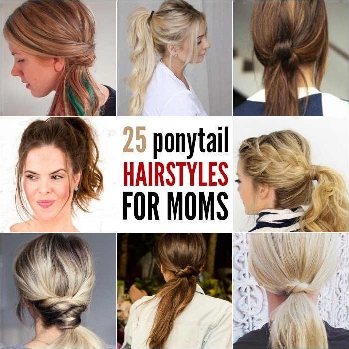 The Best New Easy Hairstyles For Moms With Long Hair Koelewedding Com Pictures