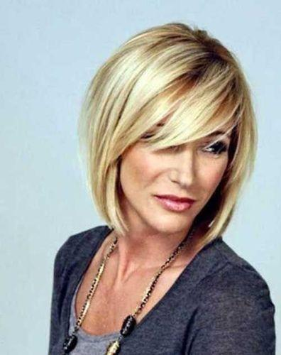 The Best 9 Latest Medium Hairstyles For Women Over 40 With Images Pictures